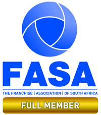 Member of FASA, the Franchise Association of South Africa